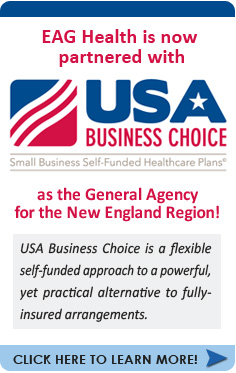 EAG Health is the General Agency for the New England Region for USA Business Choice